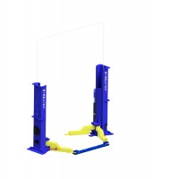 FORK LIFT ADAPTERS ON HT-25000